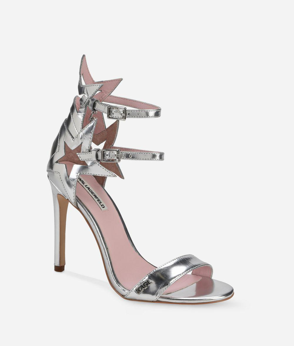 Karl Lagerfeld Gala Supernova strap sandals CMyS9Z0A