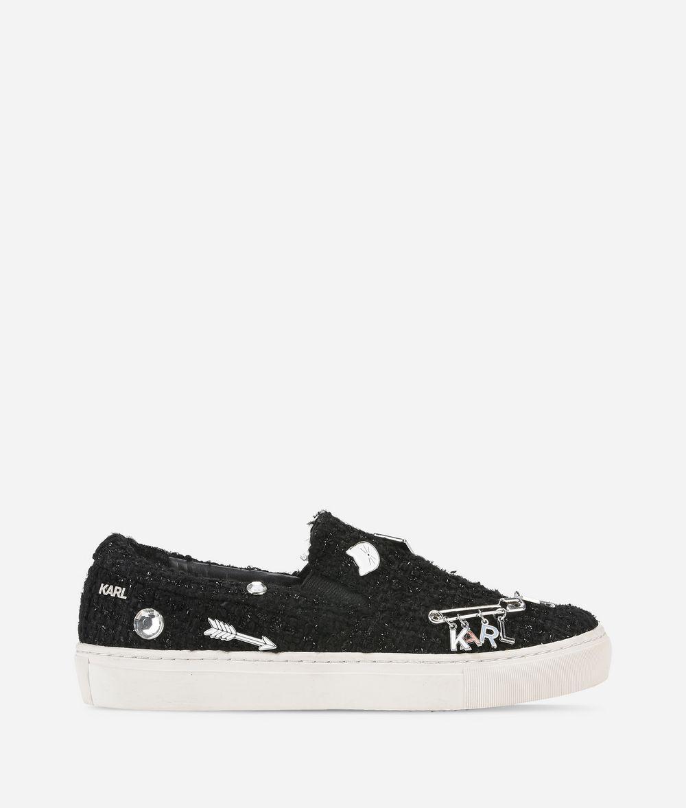 Kupsole Souvenir Pin sneakers - Black Karl Lagerfeld o05jnm