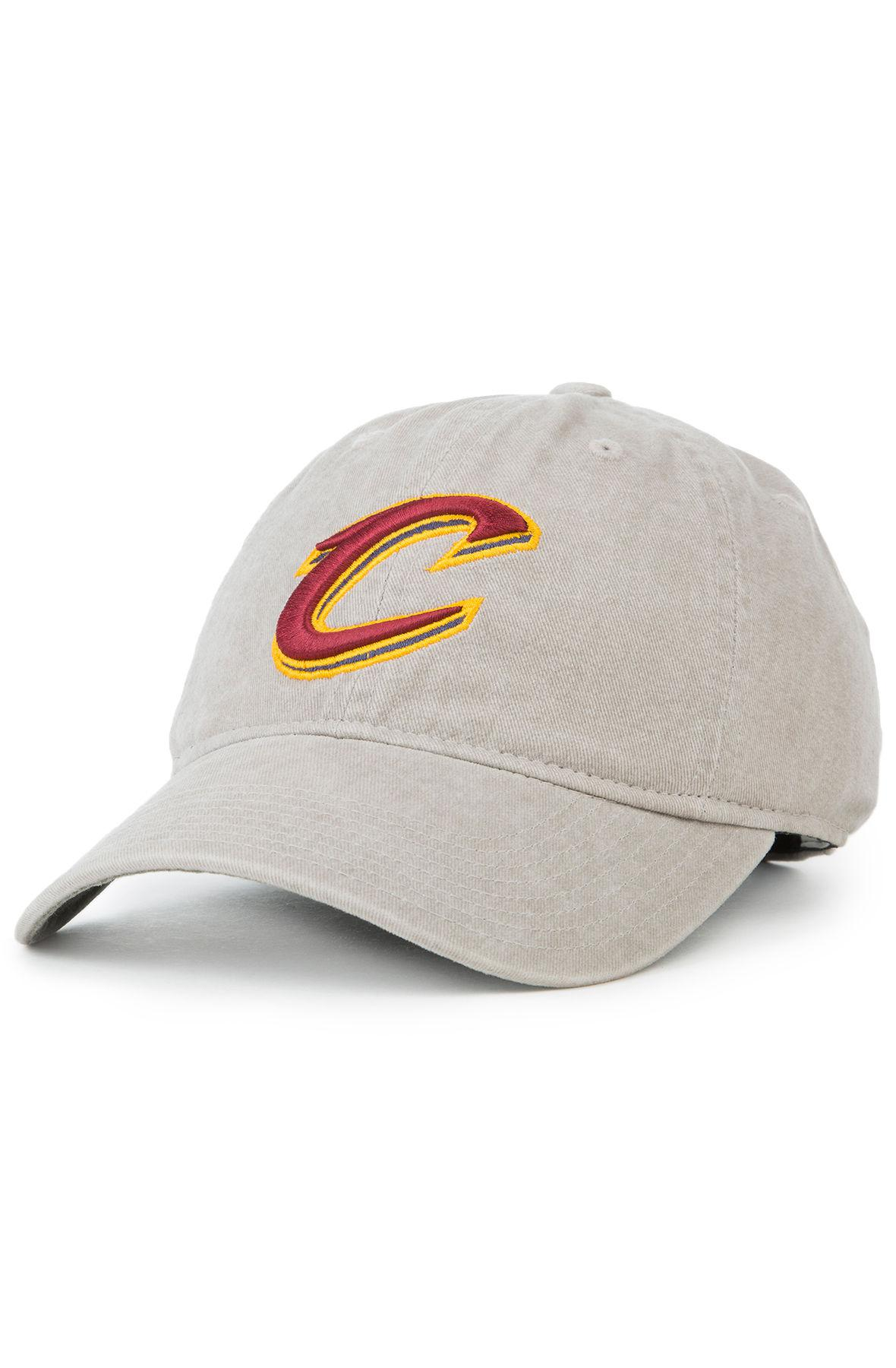 dbf425a3cb9 Lyst - Mitchell   Ness The Cleveland Cavaliers Dad Hat for Men
