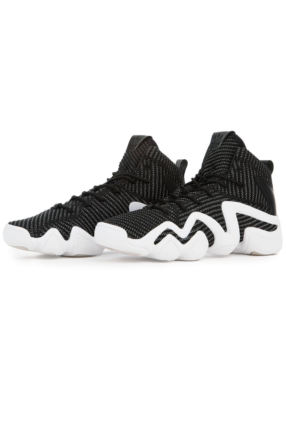 uk availability 6e71a 36179 Lyst - Adidas The Crazy 8 Adv Primeknit in Black