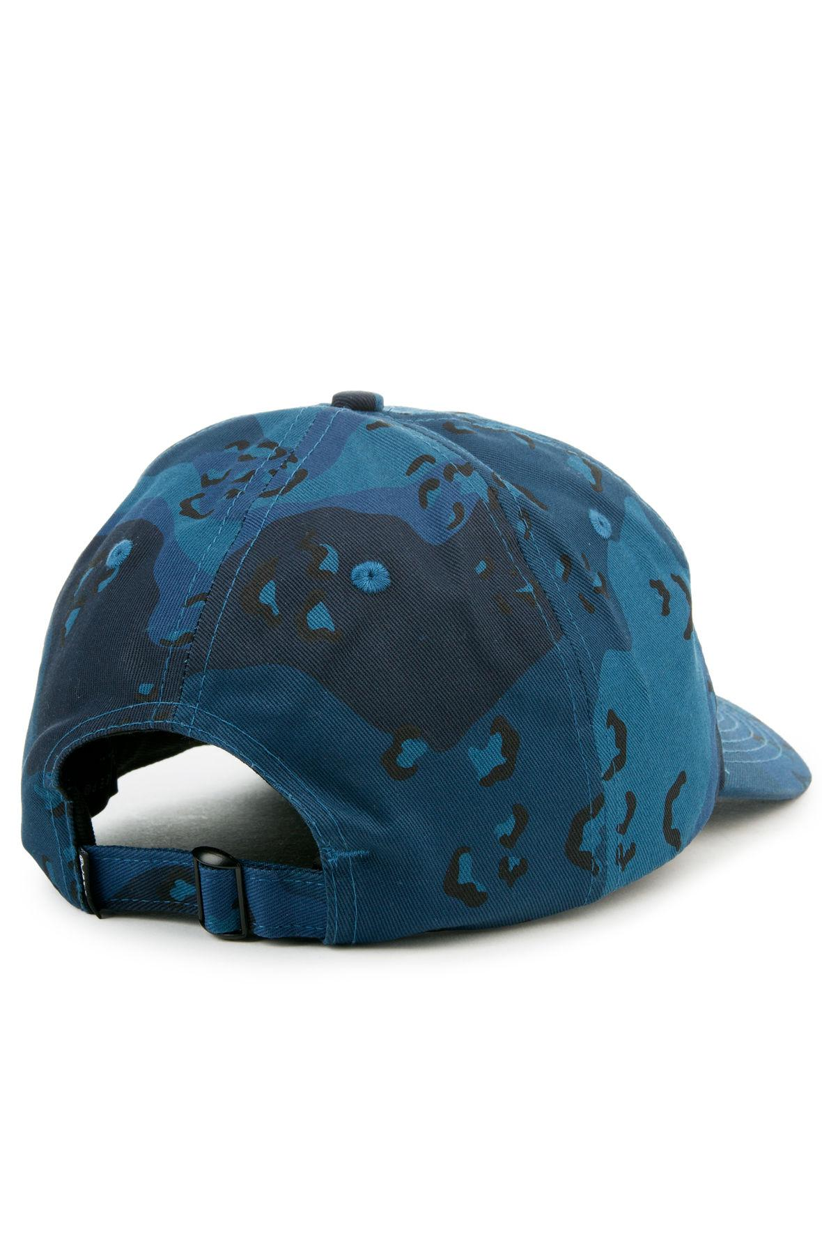 detailed look 93e55 c2d64 Lyst - 10.Deep The Sound   Fury Camo Dad Hat In Blue Chips in Blue ...