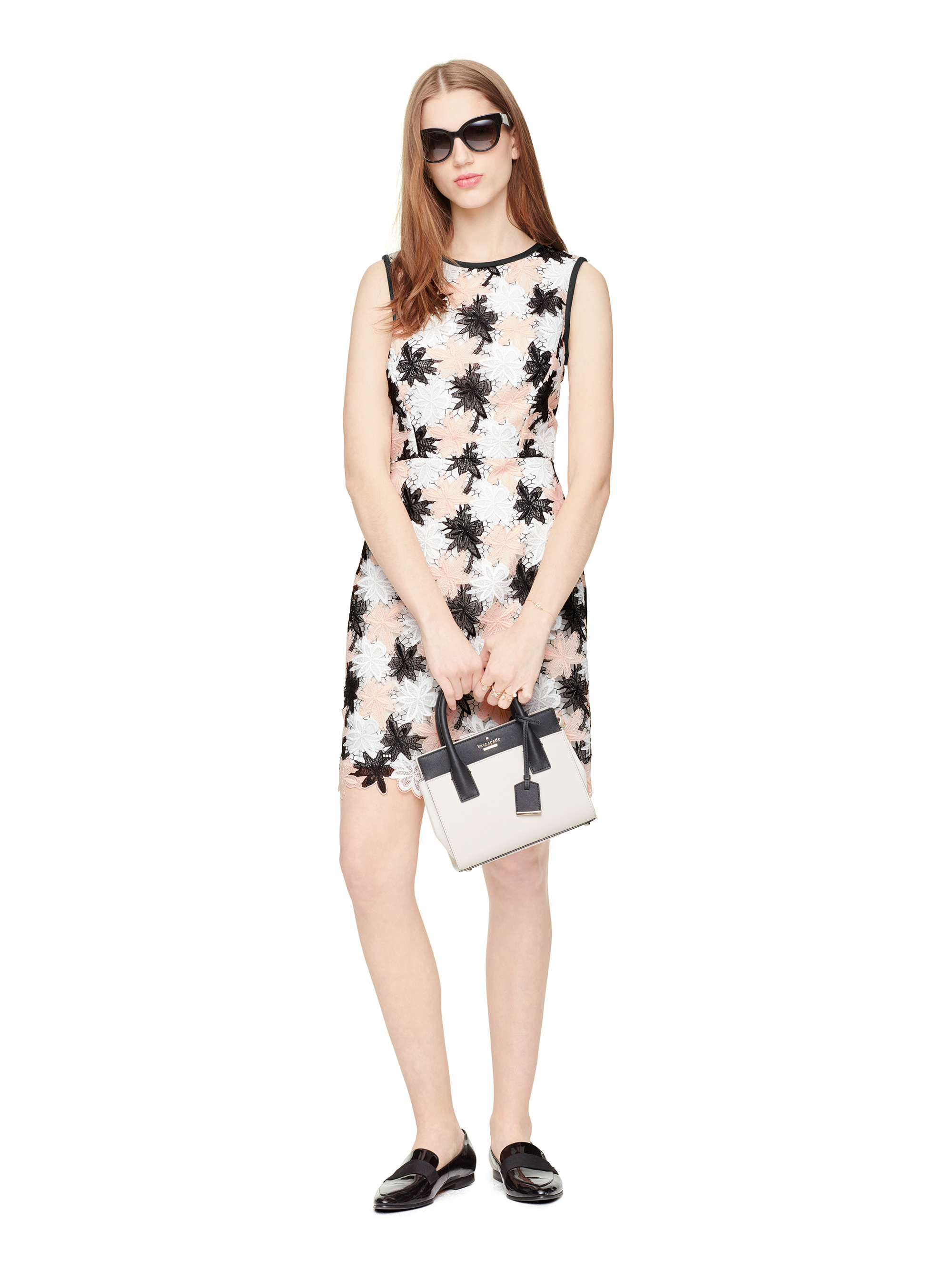 Kate Spade New York Tiger Lily Lace Dress Lyst