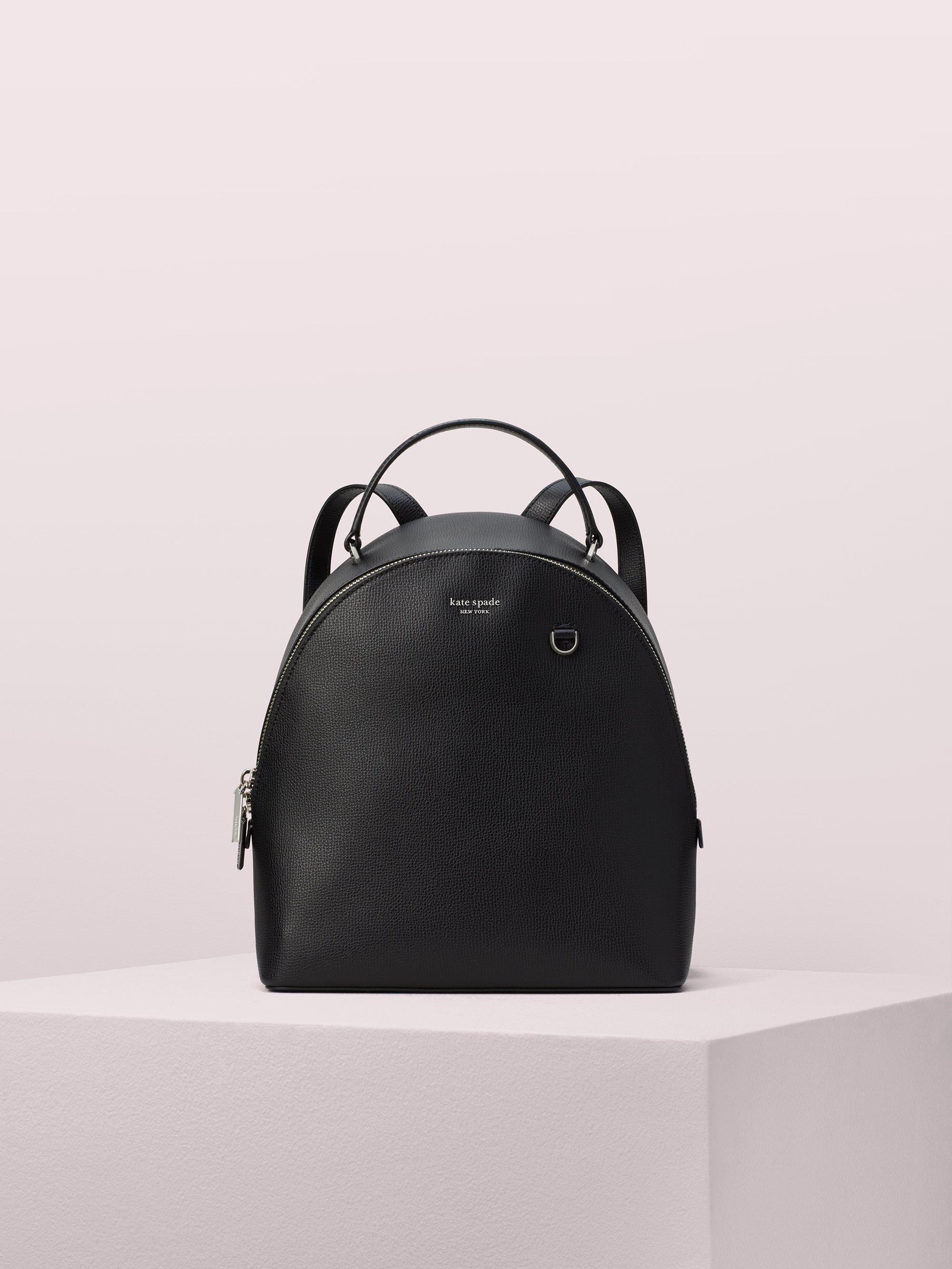 00e6a65ca6df Kate Spade Sylvia Medium Backpack in Black - Save 30% - Lyst