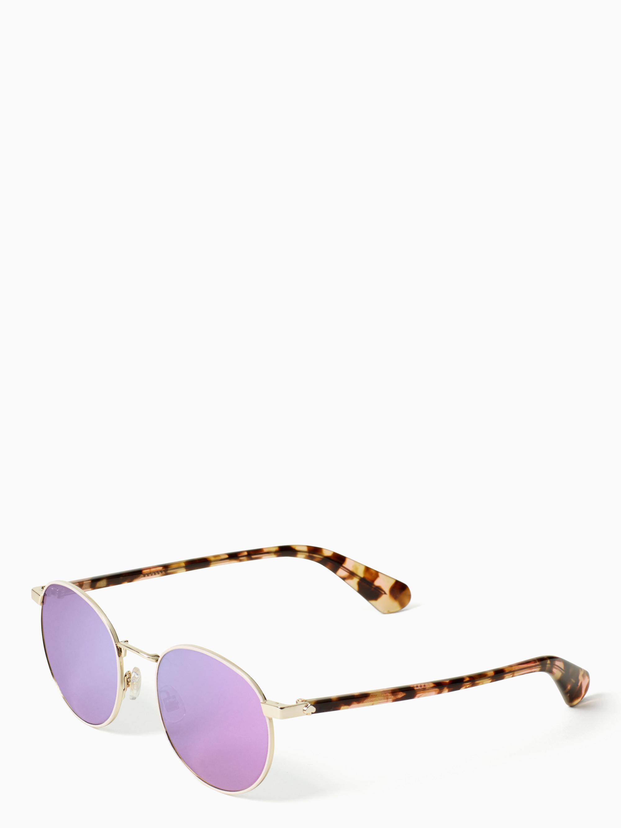 2eb022463d Lyst - Kate Spade Adelais Sunglasses