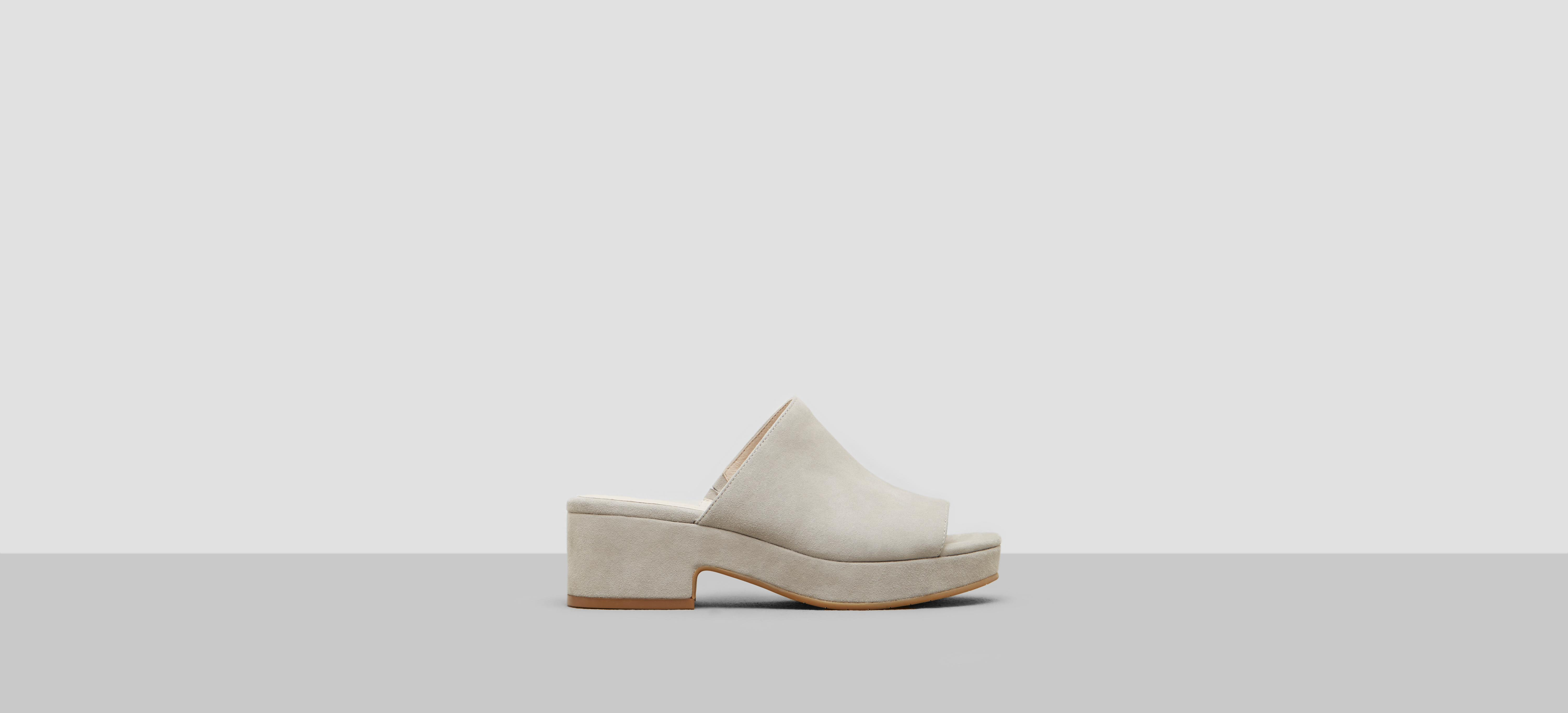 Lyst Kenneth Cole Layla Suede Mule
