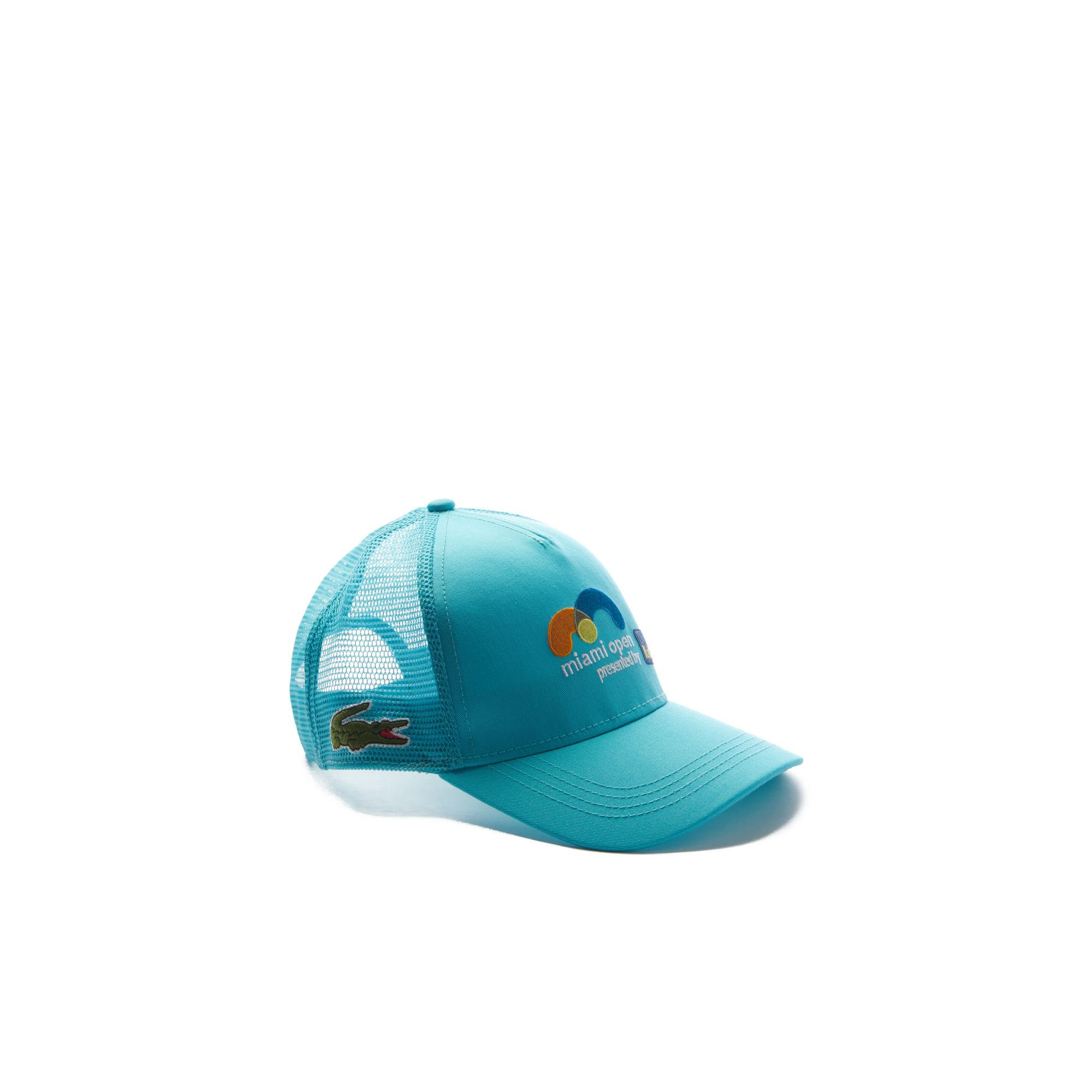 7ccd10b98d5 Lacoste - Blue Sport Miami Open Edition Cap for Men - Lyst. View fullscreen