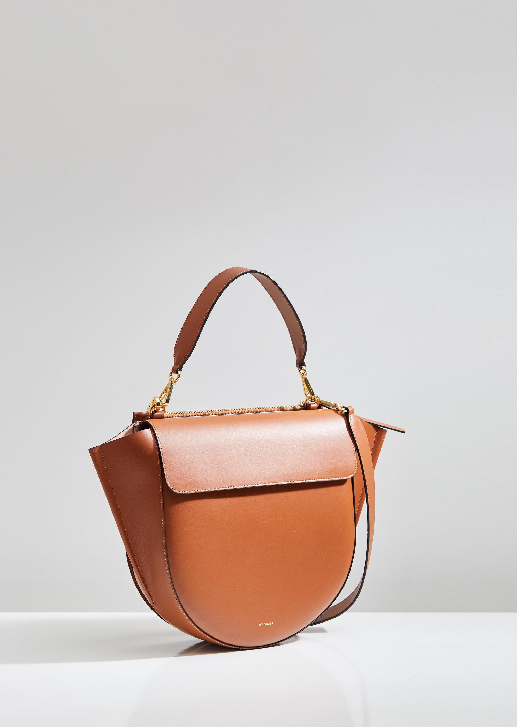 3212cd21a Wandler - Brown Hortensia Big Bag - Lyst. View fullscreen