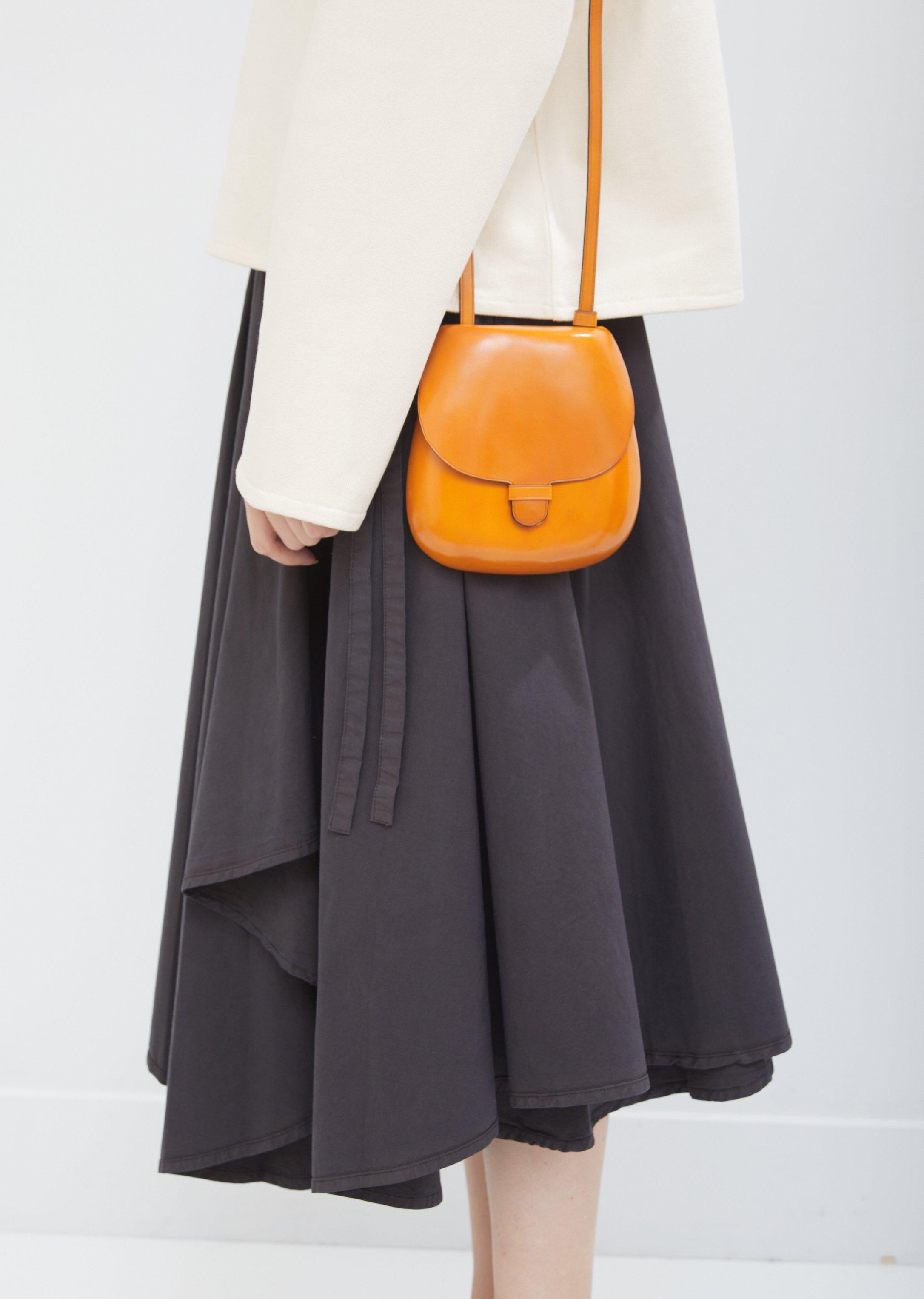 Lyst - Lemaire Cartridge Bag in Orange