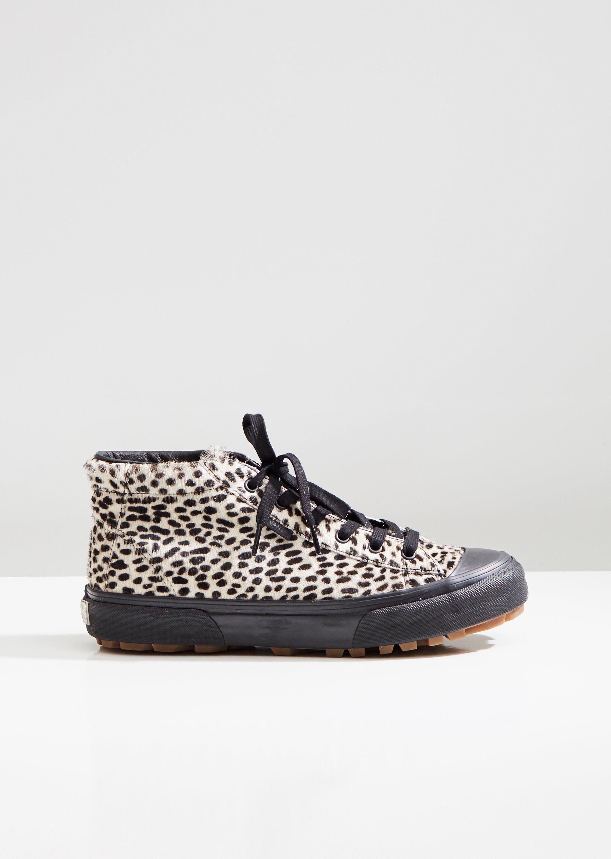 fbe8381c03515f Lyst - Vans Og G.i Lx Snow Leopard Sneakers for Men
