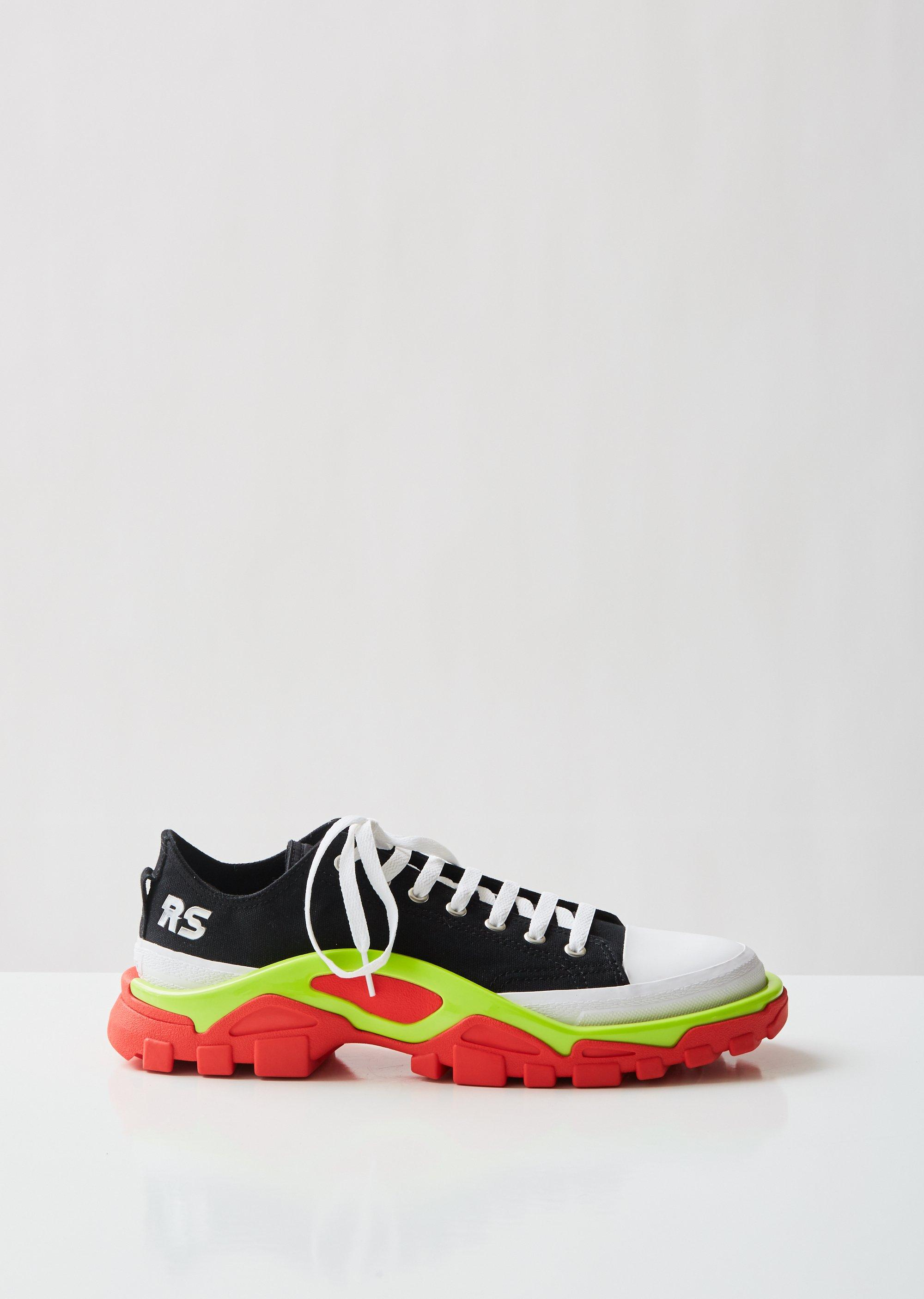 separation shoes 8551c b0e42 ... pretty nice d807d 62197 Adidas By Raf Simons - Multicolor Rs Detroit  Runner for Men -