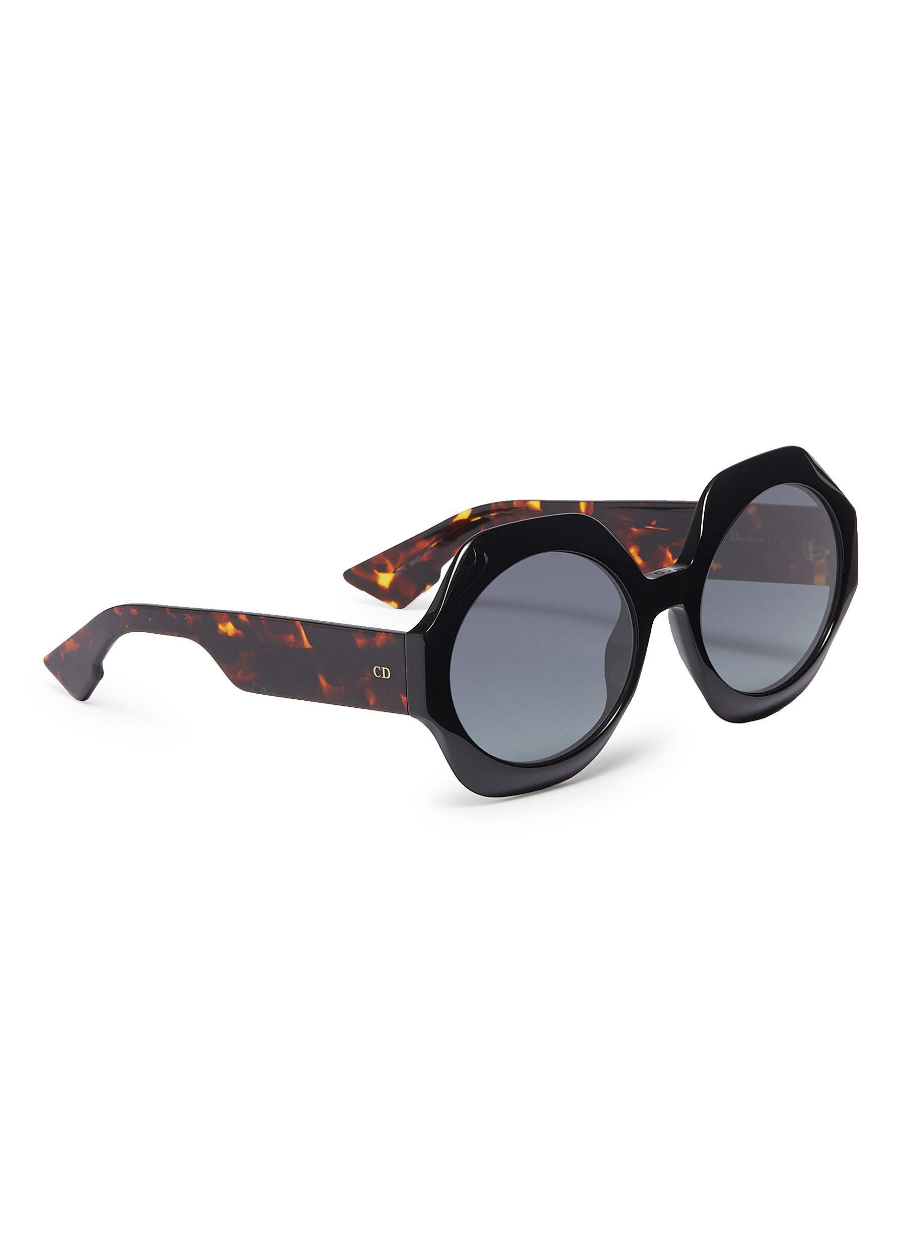 063f58a92c Dior - Multicolor   Spirit 1  Octagon Frame Acetate Sunglasses for Men -  Lyst. View fullscreen