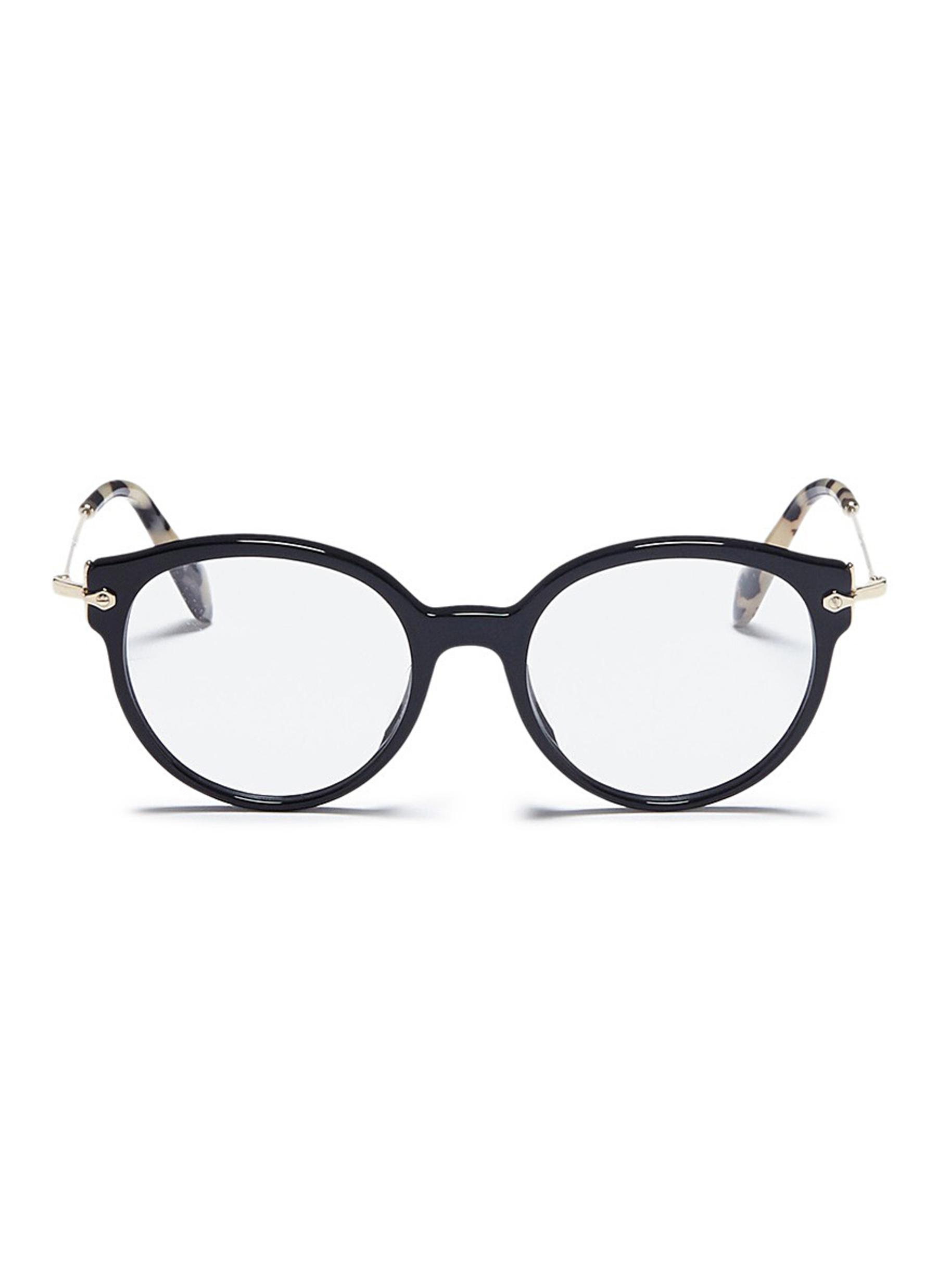 23b37708bcd1 Gallery. Previously sold at  Lane Crawford · Women s Small Cat Eye  Sunglasses ...