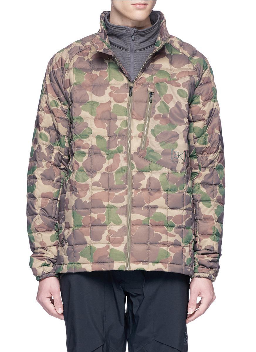 Feather Jacket Burton Down Quilted Insulator Lite Bk qwaptX6O