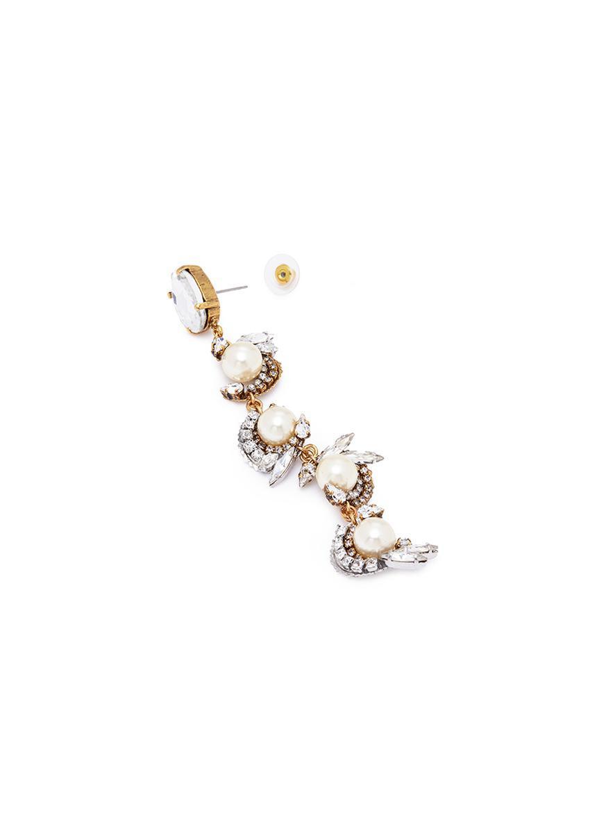 Erickson Beamon Delicate Balance Drop Earrings sLrGwd