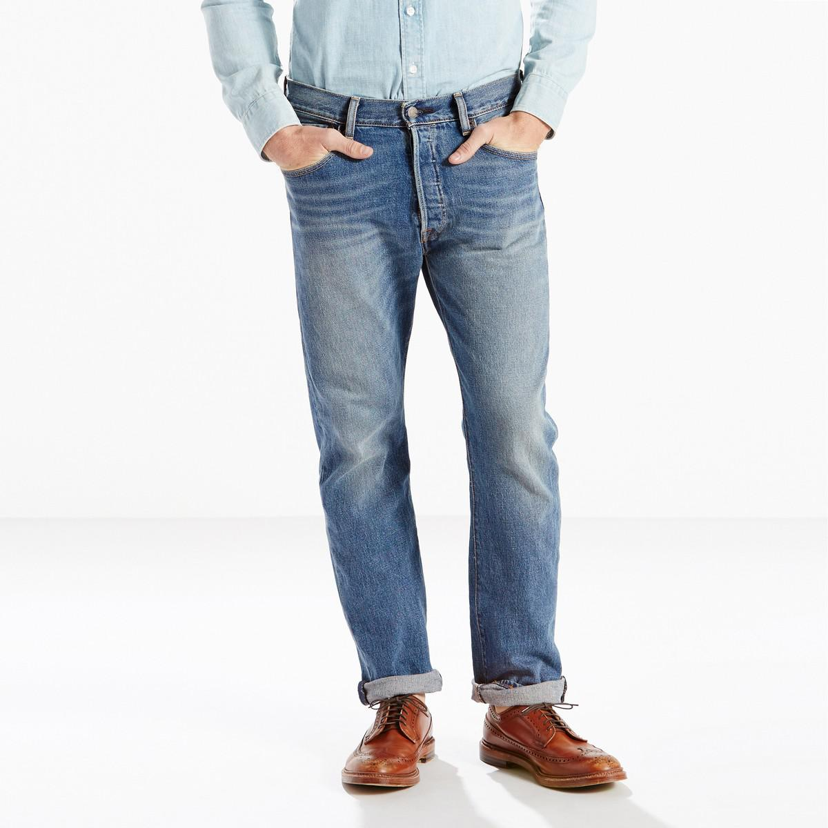 Wrangler big and tall jeans outsell all other brands which is why we carry so many. Full Blue is an excellent value with a good fit. Grand River is also an excellent fit particularly in the very large sizes of big & tall jeans above waist