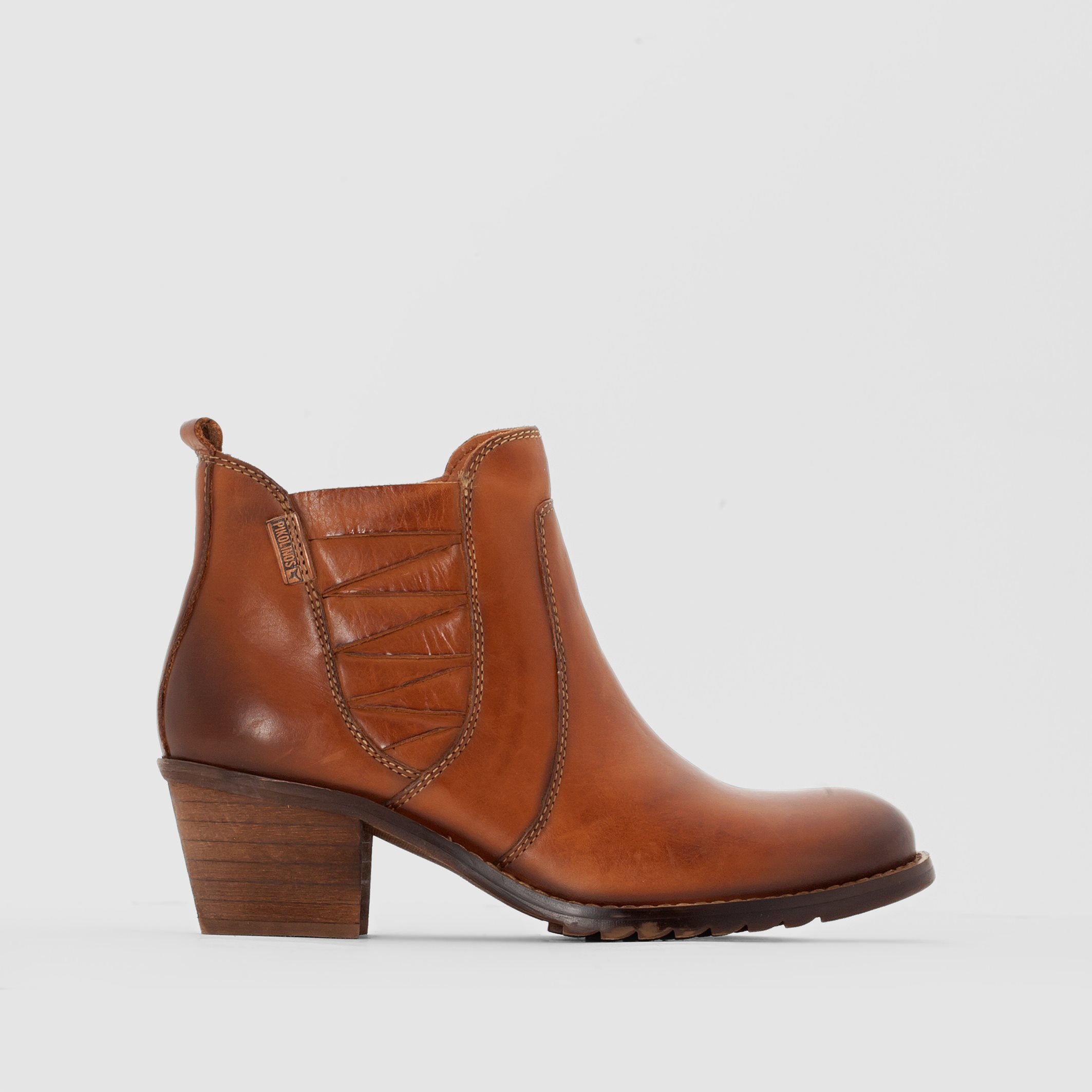 Pikolinos Andorra 913 Leather Boots Lyst