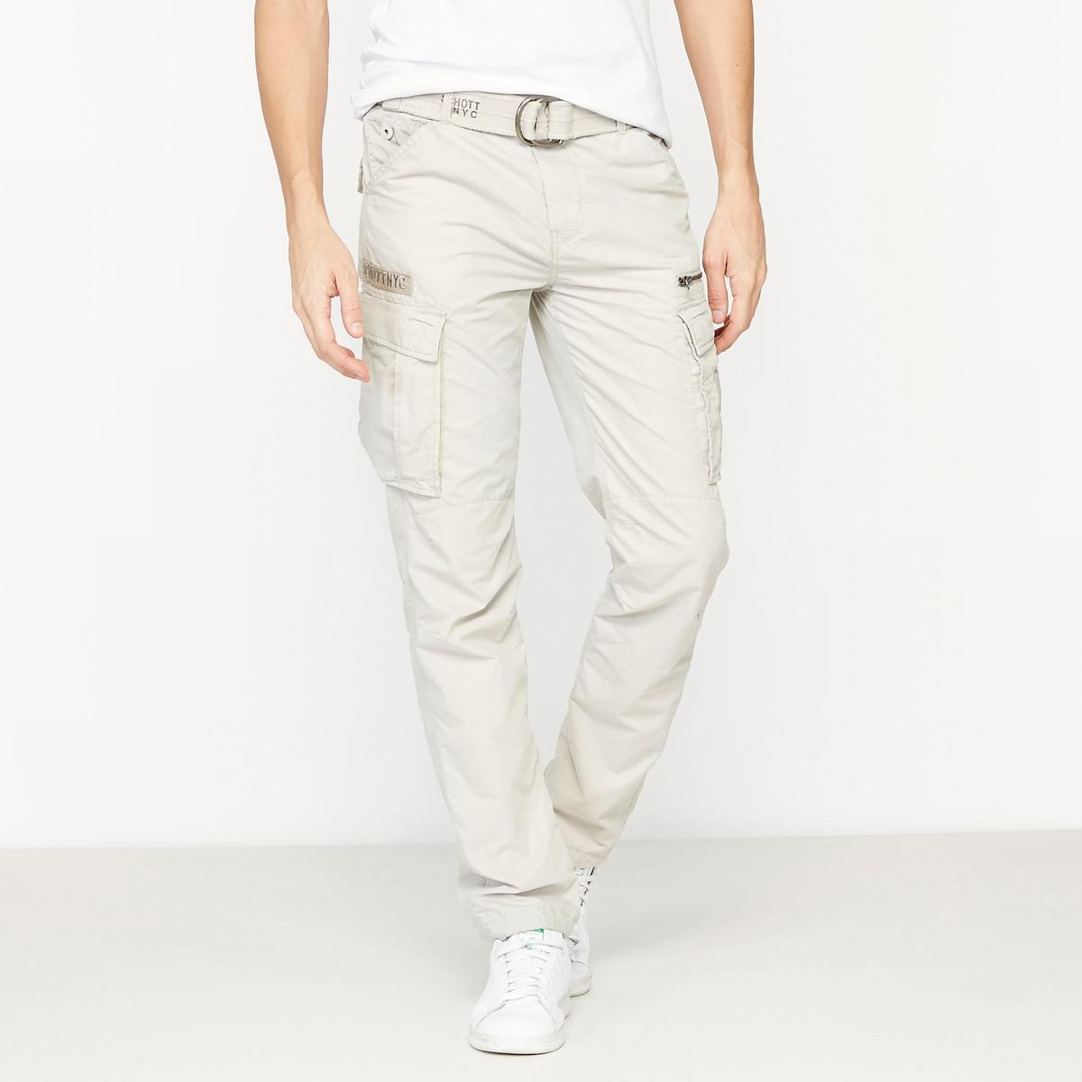 Cargo US 70 Straight Mens Trousers Schott NYC c38urWEZuF
