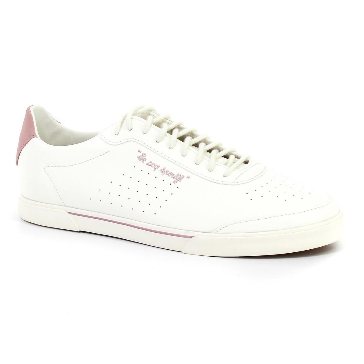 Gomme Lisa - Chaussures - Bas-tops Et Chaussures De Sport Le Coq Sportif EwXTOZc734