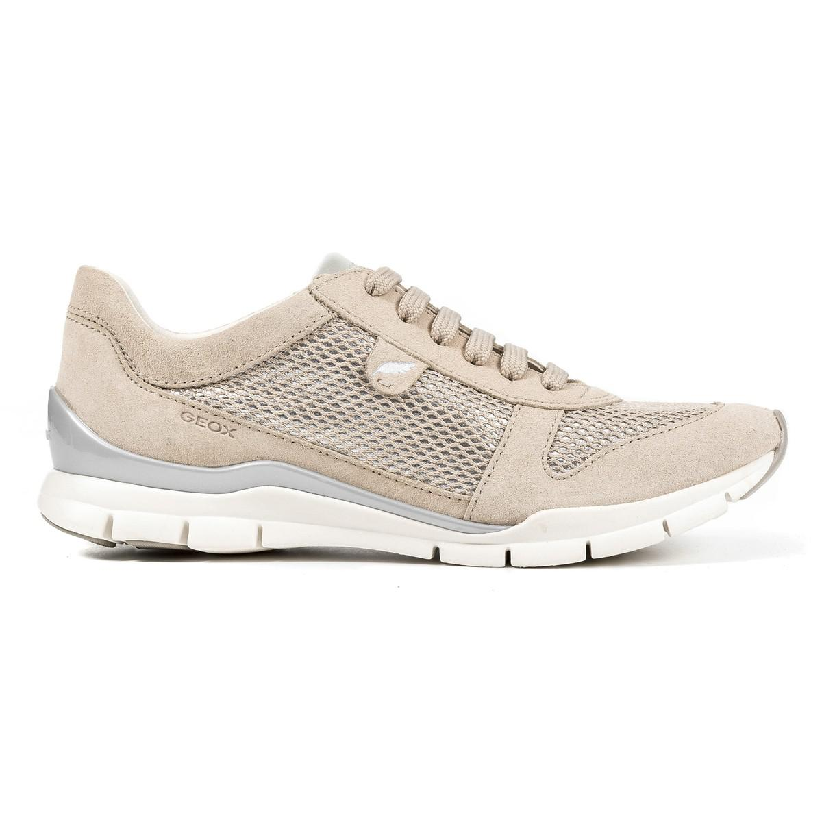Lyst Geox D Sukie A Trainers Trainers Trainers in Pink e90479