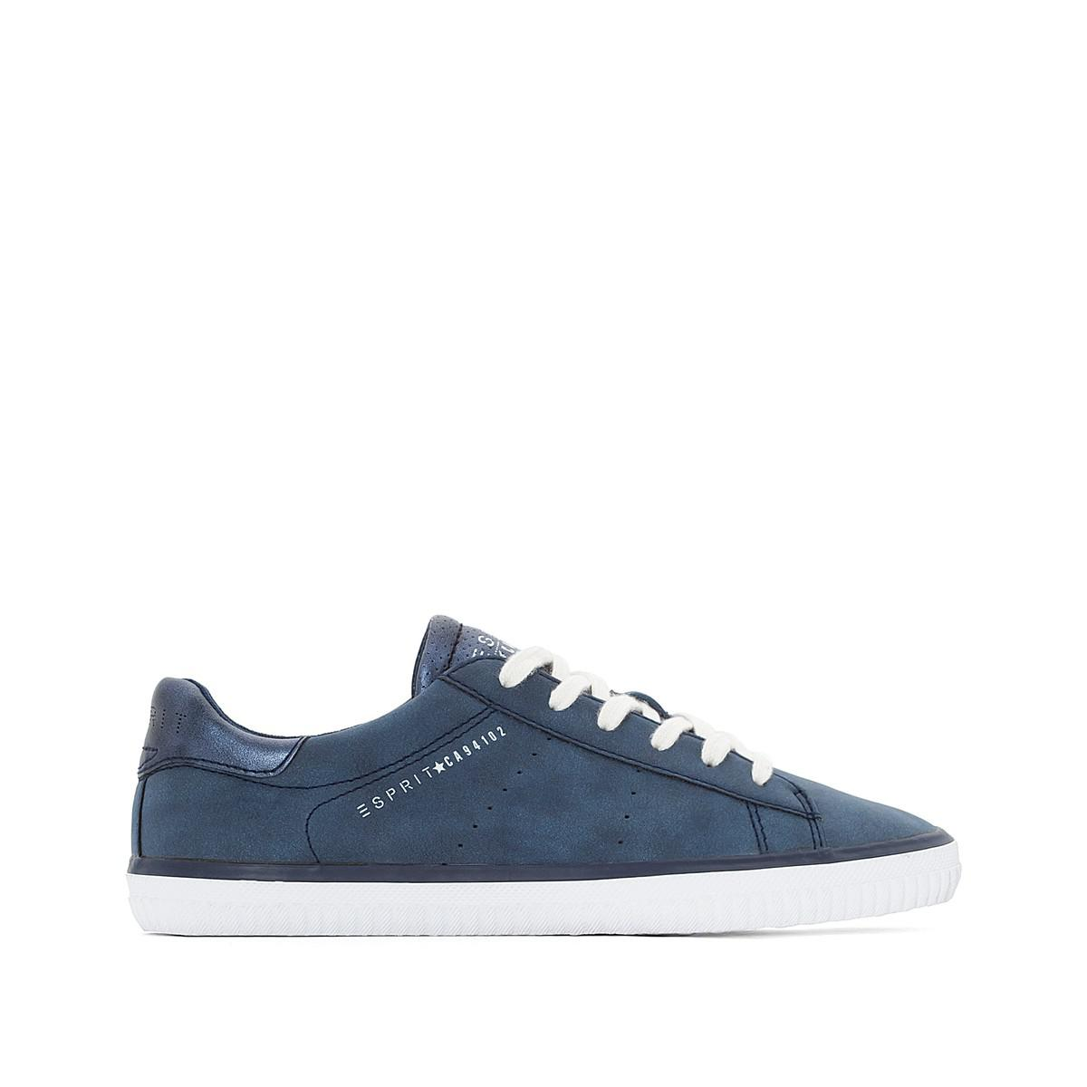 Esprit RIATA LACE UP - Trainers - navy HuTGB2suP