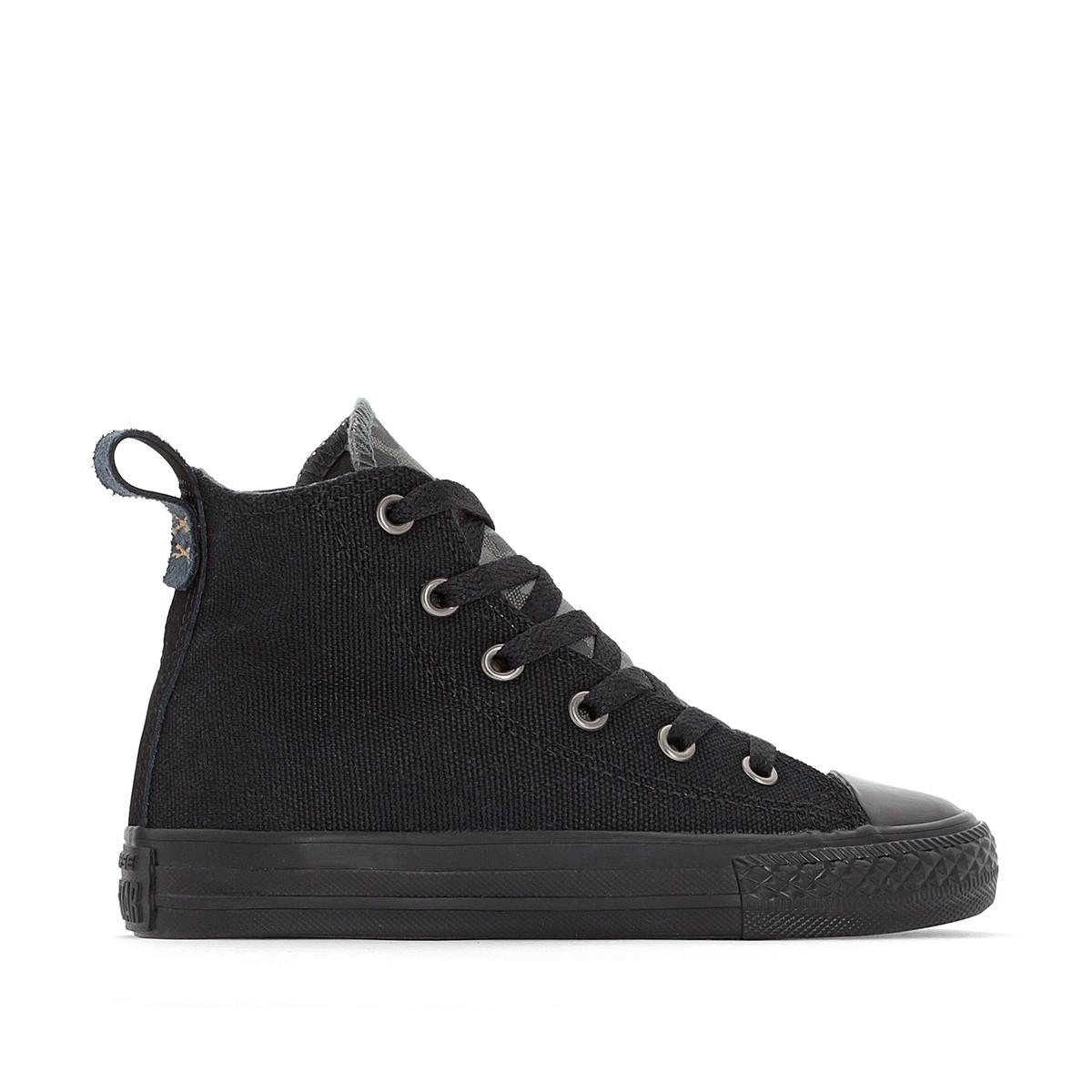Lyst - Converse Chuck Taylor All Star High Top Trainers in Black for Men 2ebdb4db73