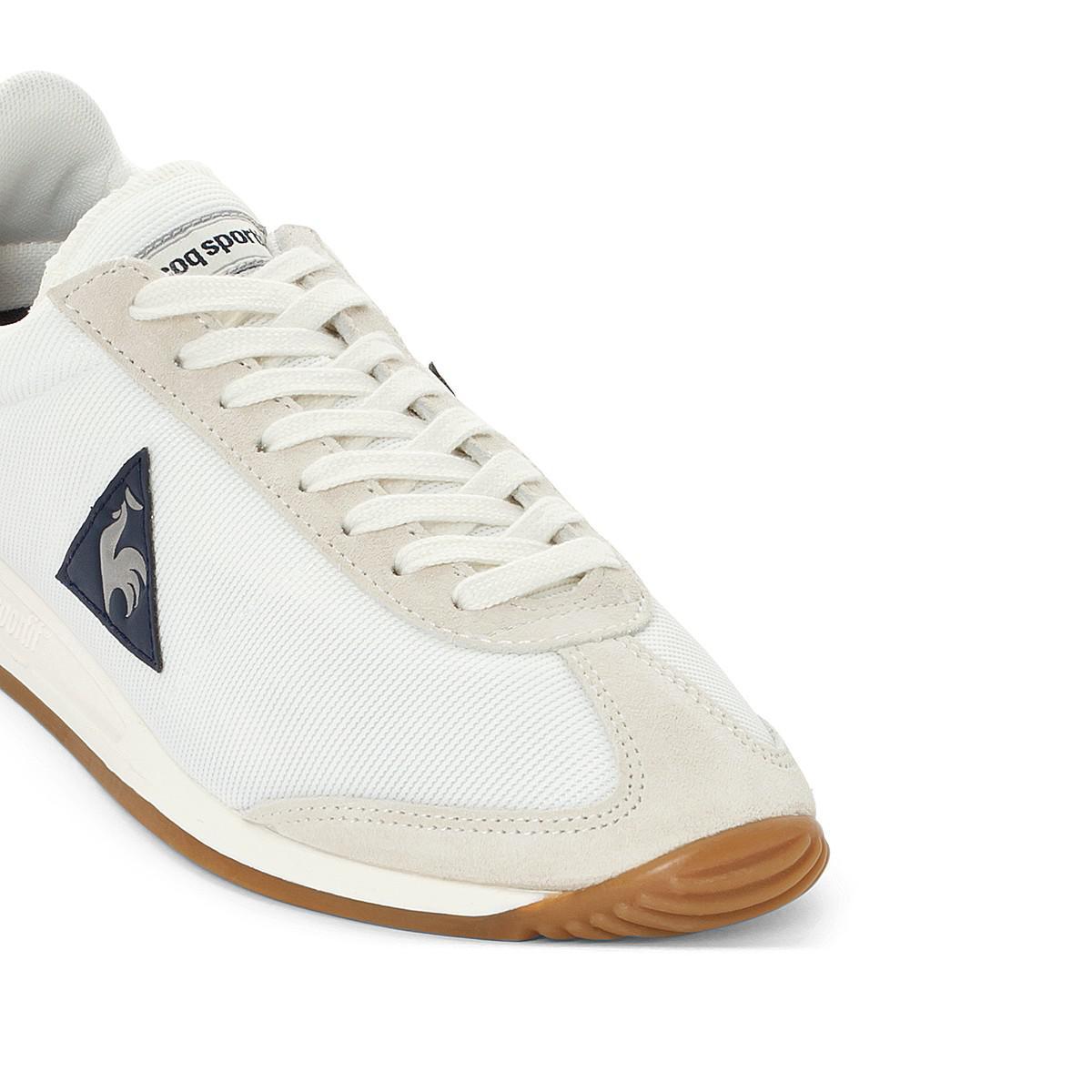 5c0b5c06cffc ... germany le coq sportif white quartz nylon gum trainers for men lyst.  view fullscreen 915eb