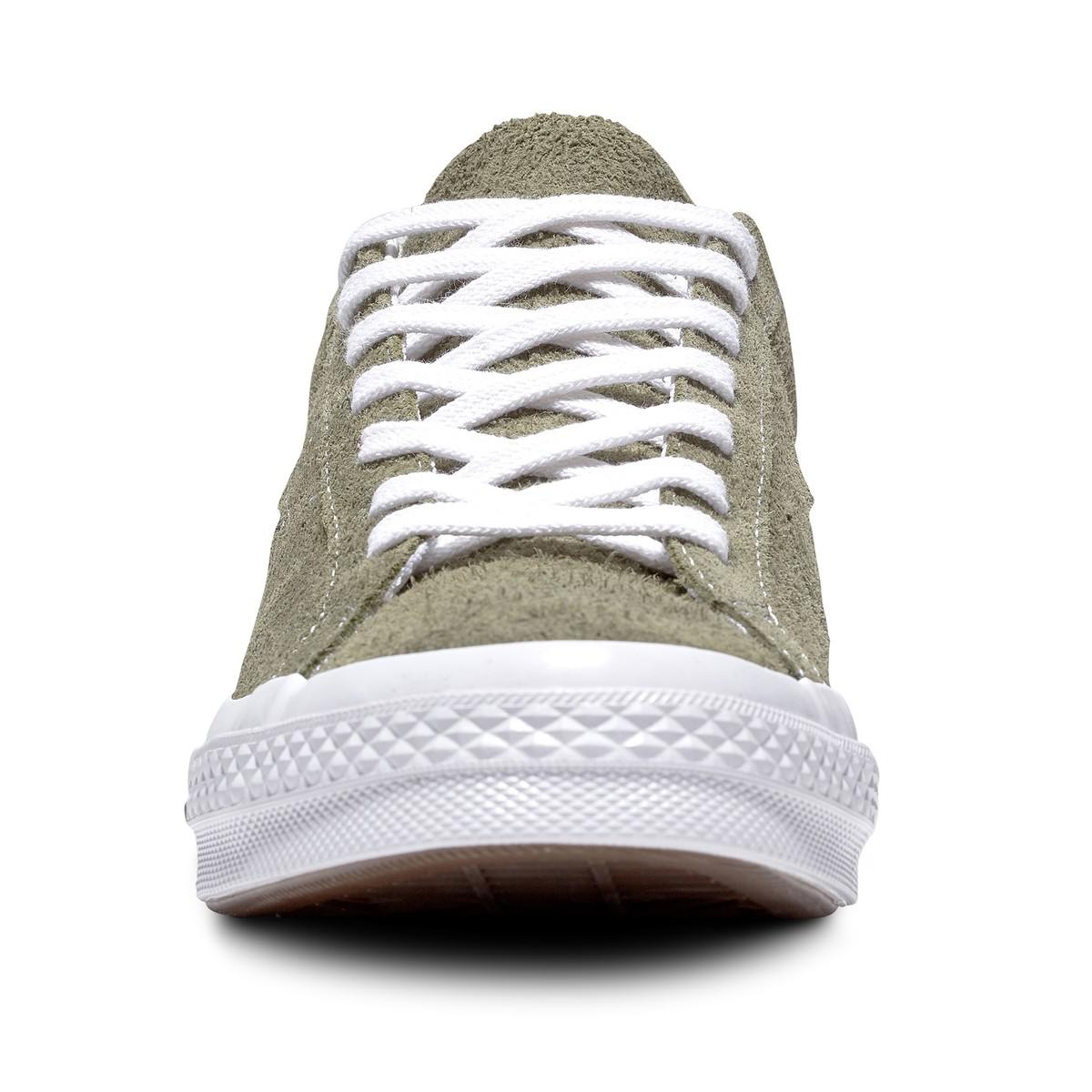 152f3c00853 Lyst - Converse One Star Leather Lace-up Trainers for Men