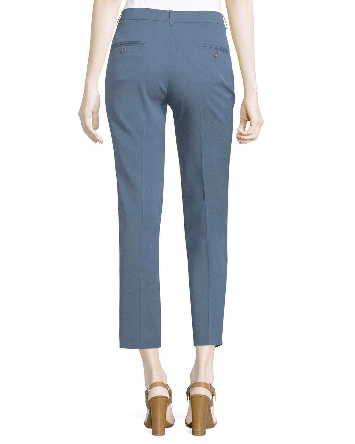 Best prices on Blue cropped satin pants in Women's Pants online. Visit Bizrate to find the best deals on top brands. Read reviews on Clothing & Accessories merchants and buy with confidence.