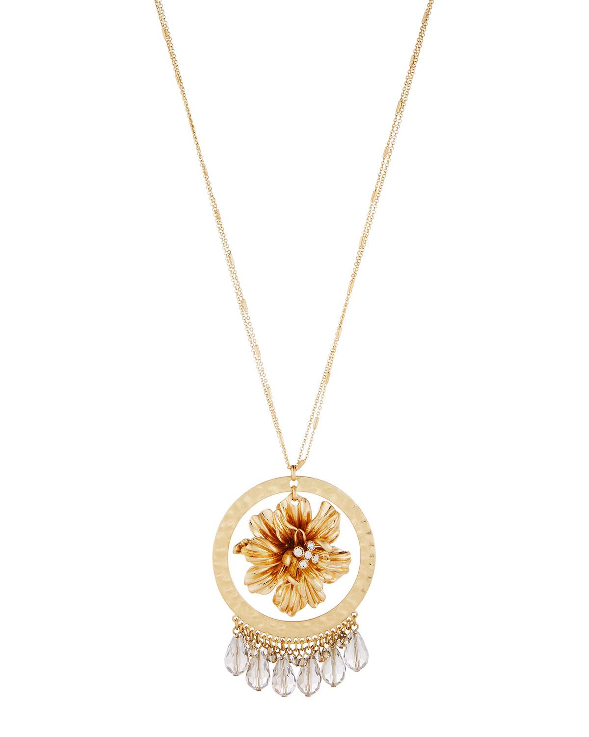 Find great deals on eBay for long flower necklace. Shop with confidence.