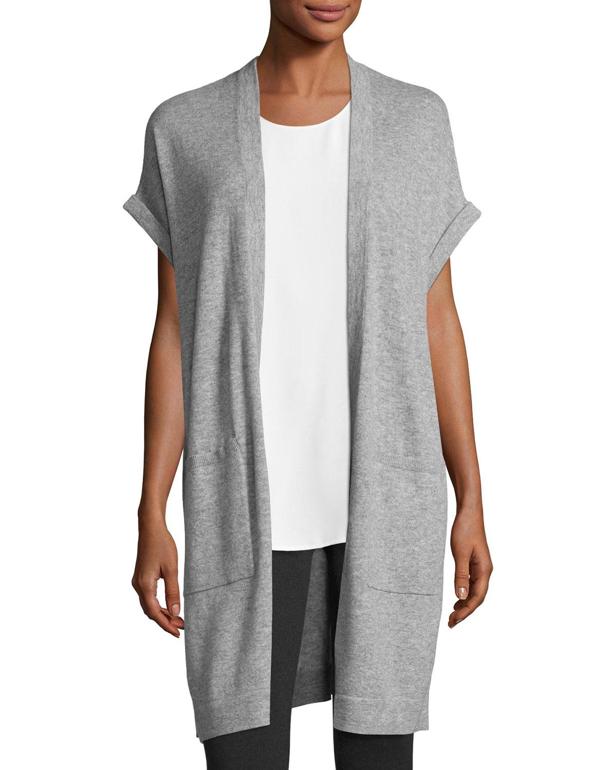 Find short sleeve long cardigan at ShopStyle. Shop the latest collection of short sleeve long cardigan from the most popular stores - all in one.