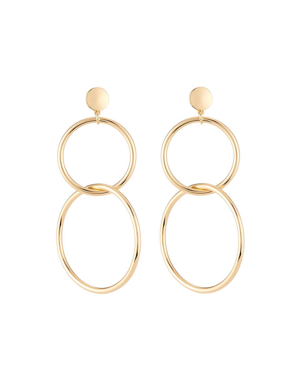 Lydell Nyc Linear Link-Drop Earrings z8dJE2k