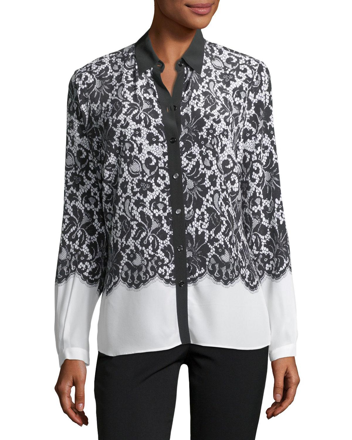 d34eb494b9663 Go Silk Blouse - Image Of Blouse and Pocket