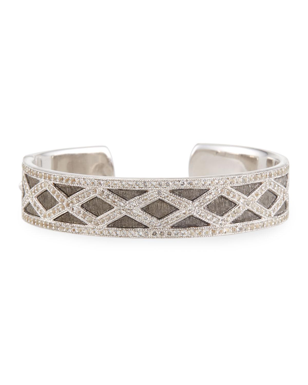 Jude Frances Soho Genova Wide Cuff Bracelet 5snPE