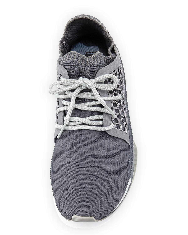 Lyst - PUMA Men s Tsugi Netfit Evoknit Camo Sneakers in Gray for Men ea1792c57