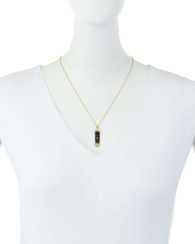 Armenta 18k Sueno Artifact-Inspired Pendant Necklace ZuqRClWJlg
