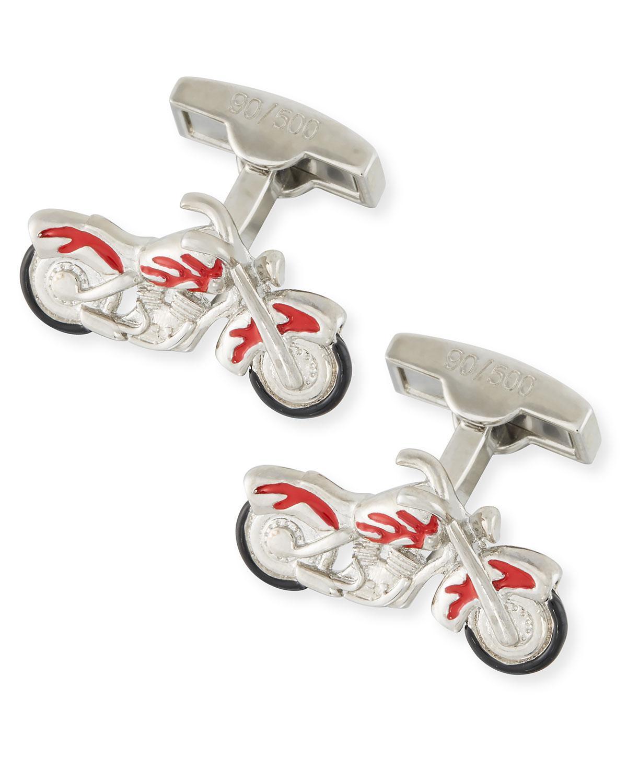 Bugatchi Motorcycle Cuff Links 7vU9LWHv