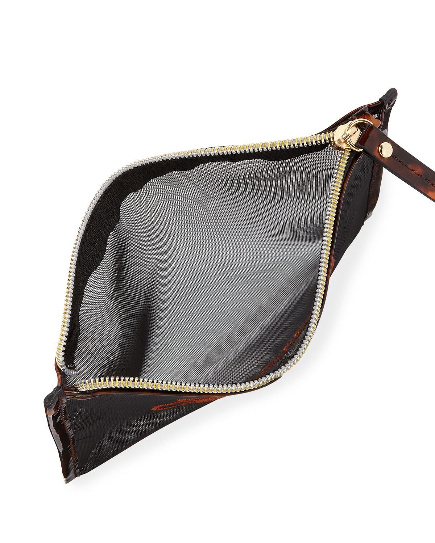 Lyst - Neiman Marcus Goodies Mesh Travel Bag dc87912aa4823