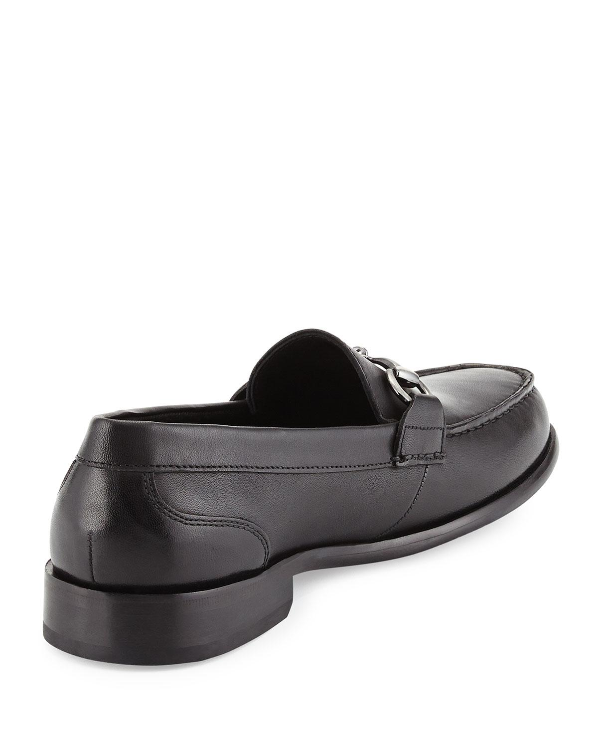 ff1ff09eb12 Lyst - Cole Haan Fairmont Horsebit Leather Loafer in Black for Men