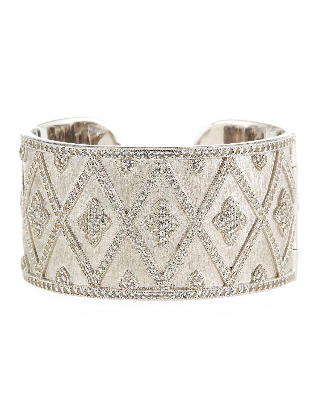 Jude Frances Soho Genova Wide Cuff Bracelet srZGa