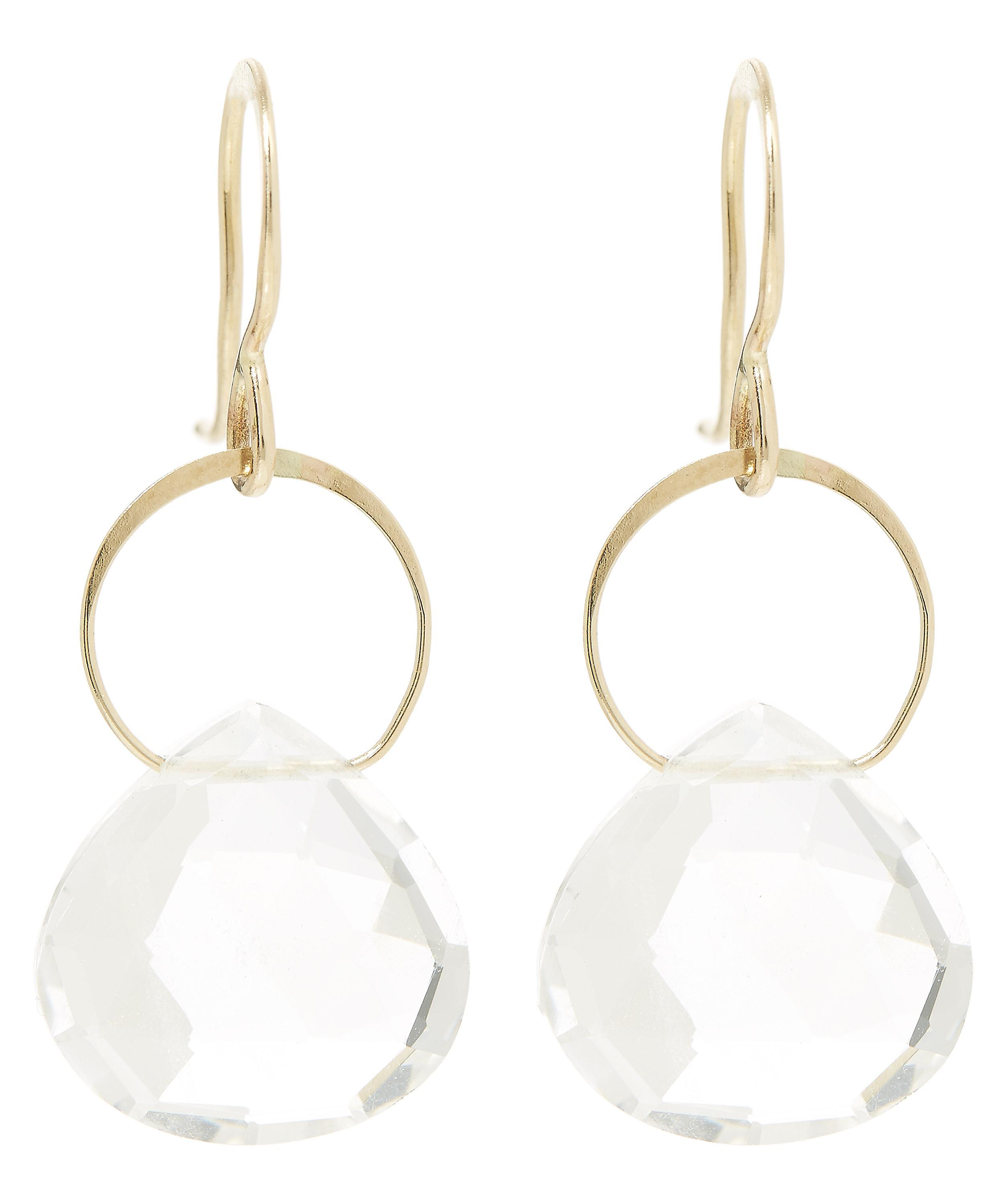 earrings silver getty sterling store drop the products circle single