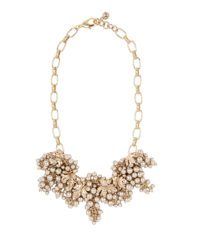 Matira Statement Gold-Plated Brass Necklace Lulu Frost lUWUpjozl