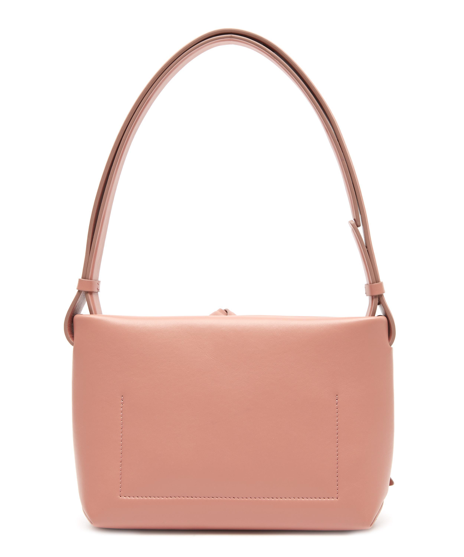bdc0075e30 Acne Studios Musubi Bow Front Handbag in Pink - Lyst