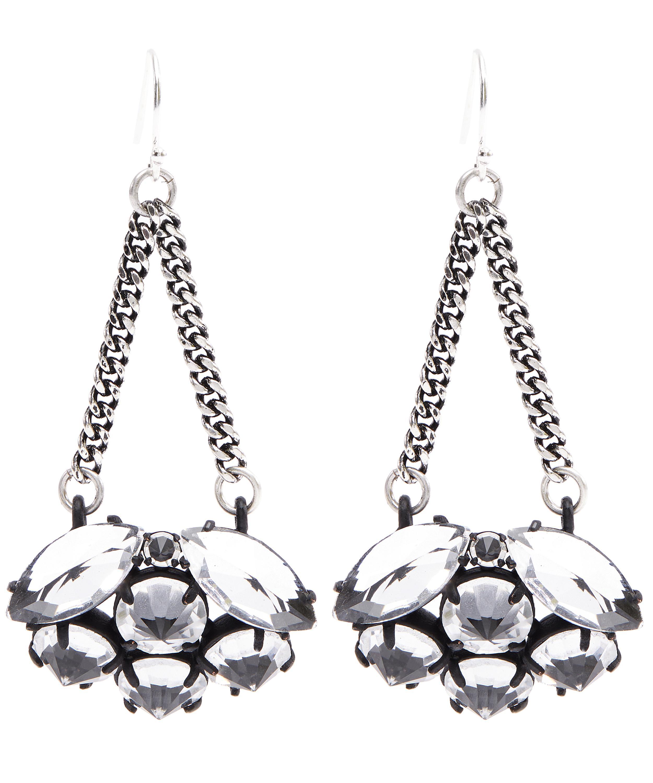 Lulu Frost Women's Diamanda Drop Earrings gGvN8gy