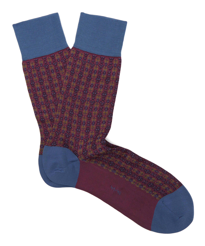 73e9779d Lyst - Falke Match Fruit Socks in Purple for Men