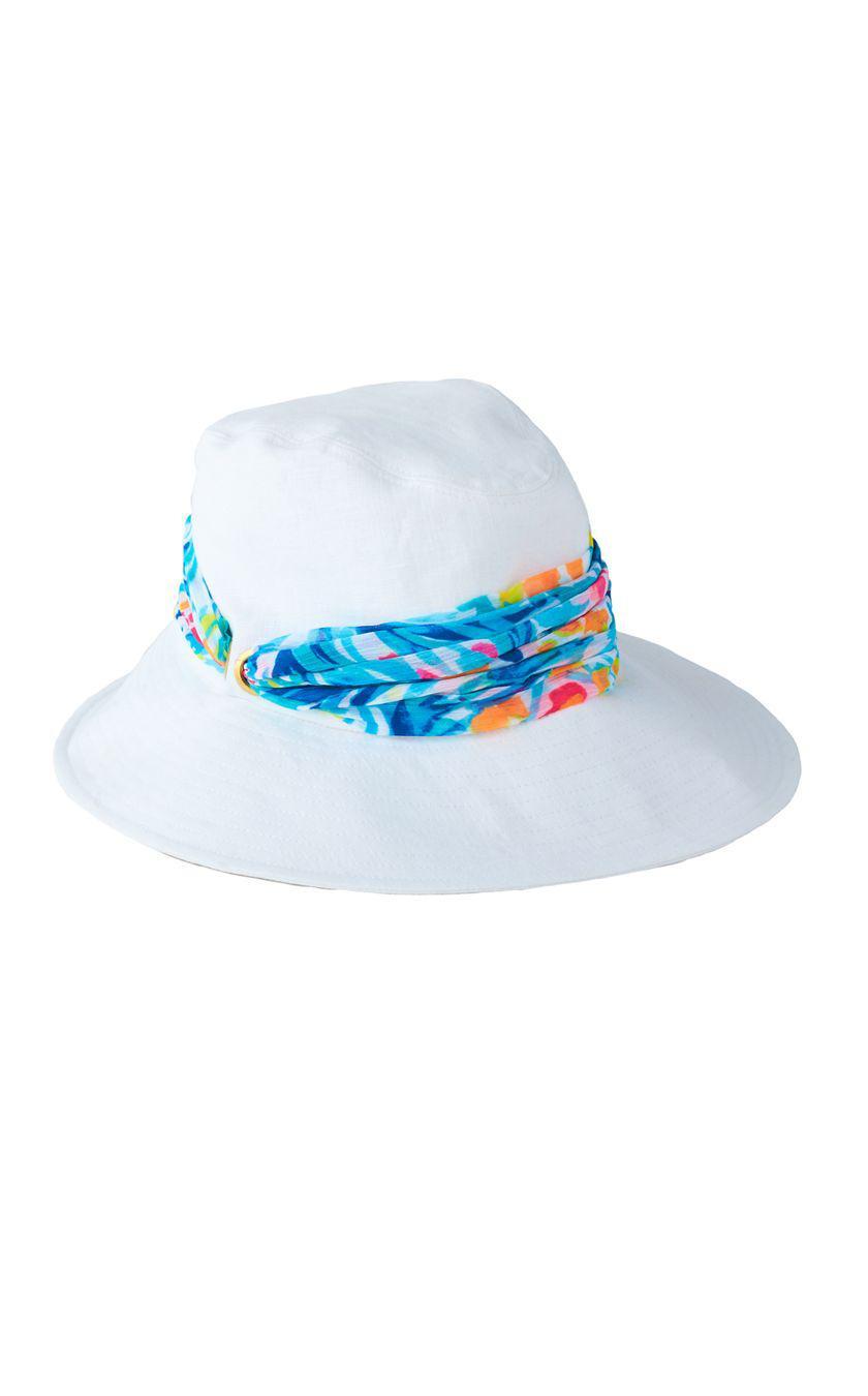 Lyst - Lilly Pulitzer Genie By Eugenia Kim Island Hopping Hat 7957c1f34fc