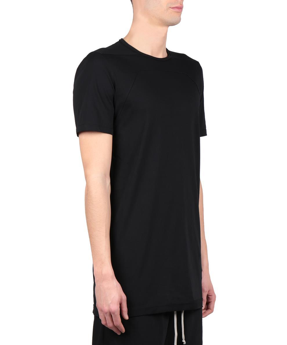 be2e78022 Lyst - DRKSHDW by Rick Owens Level Cotton T-shirt in Black for Men