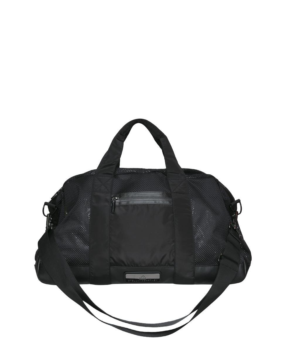 002ebf1c0eef Adidas By Stella Mccartney Yoga Duffle Bag in Black - Lyst