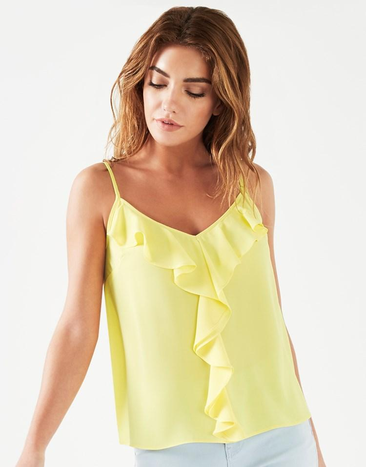 Shop for yellow cami online at Target. Free shipping on purchases over $35 and save 5% every day with your Target REDcard.