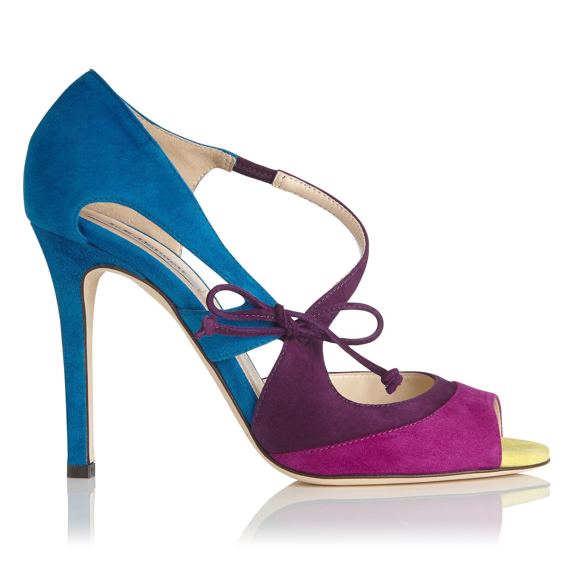 Womens Lucile Wedge Heels Sandals L.k. Bennett WJqyAkGOF