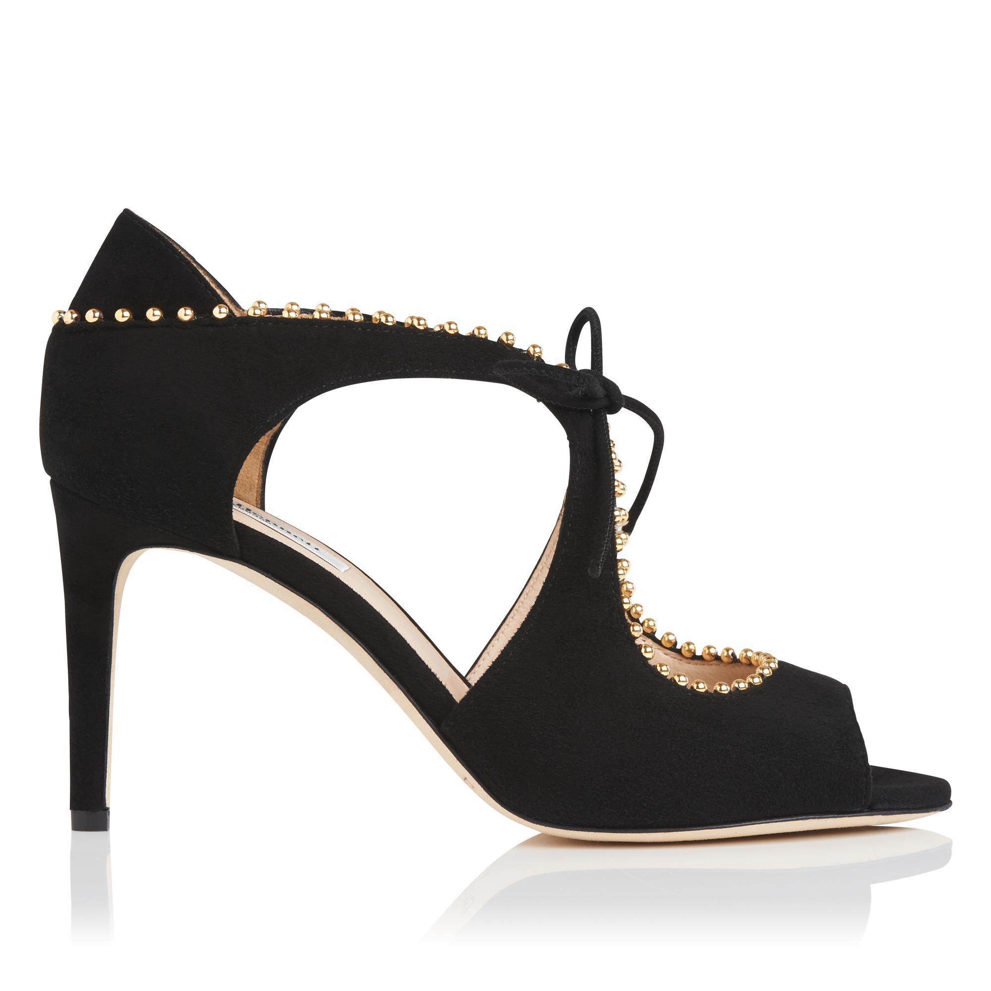 af1e0ebd3e4d Lyst - L.K.Bennett Ellena Formal Sandal in Black